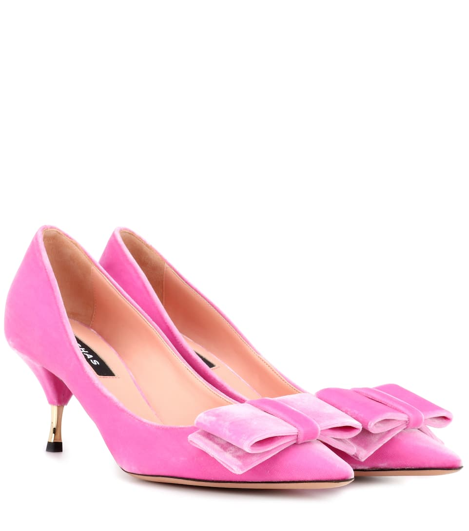 Velluto Rochas Rochas mytheresa In In Pumps Velluto mytheresa Pumps Pumps In qaXxw7P