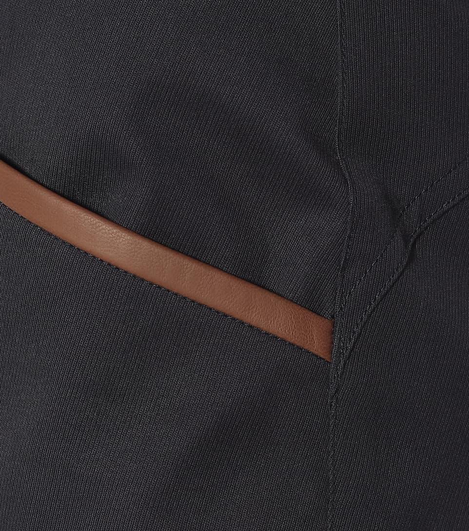 Loro Piana - Pantaloni Rickey in cotone stretch