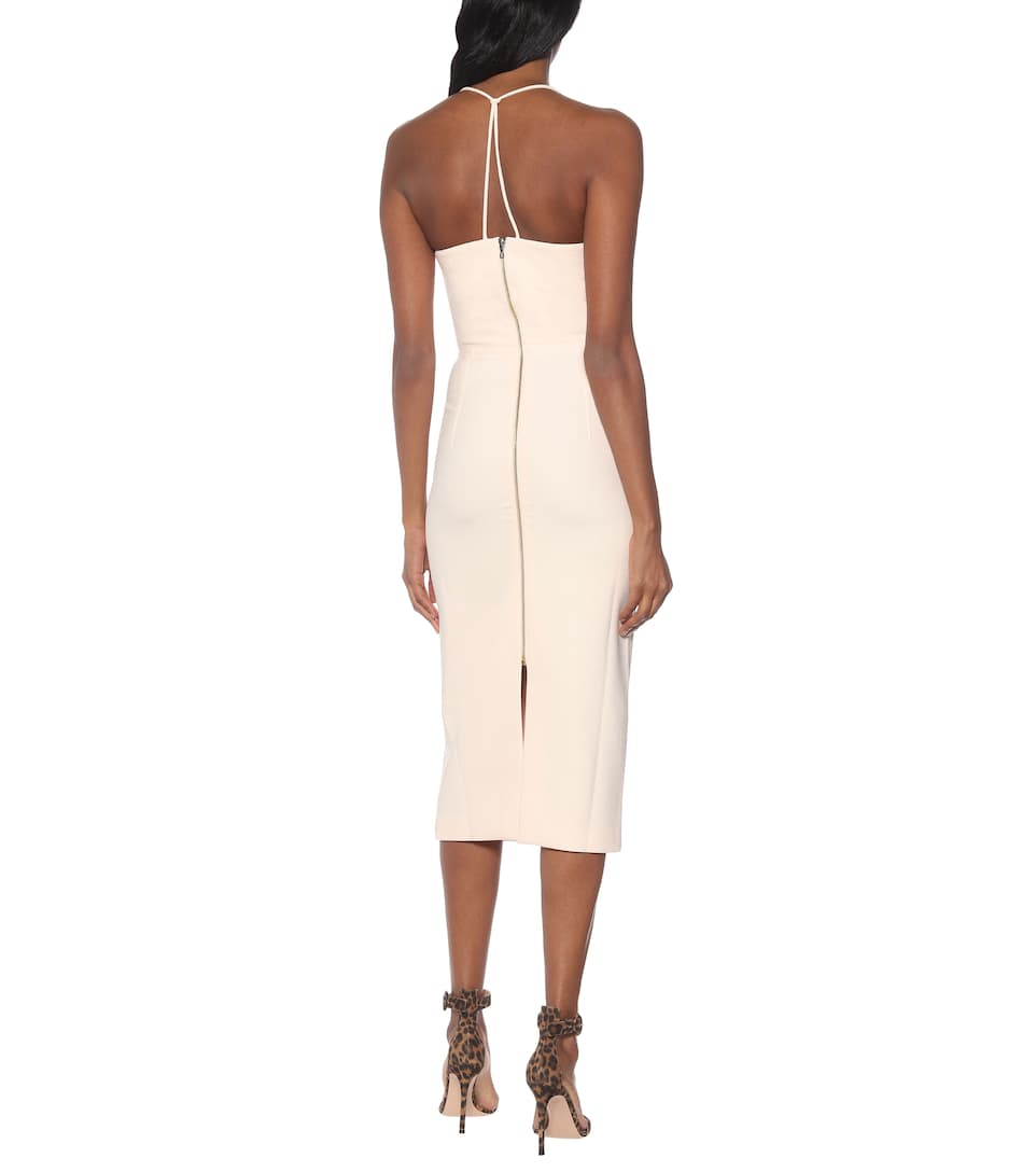 Roland Mouret - Abito Cannock in crêpe stretch