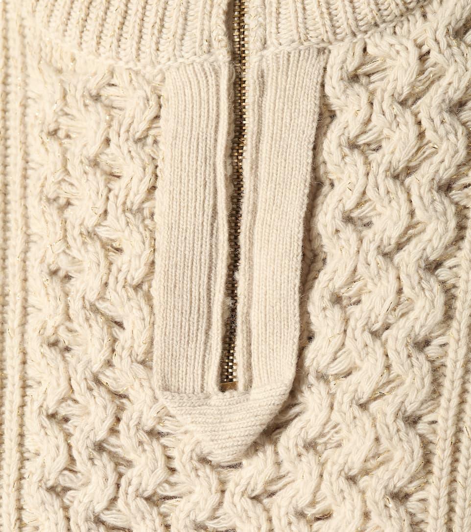 Chloé Exklusiv bei mytheresa.com – Pullover aus Wolle und Cashmere