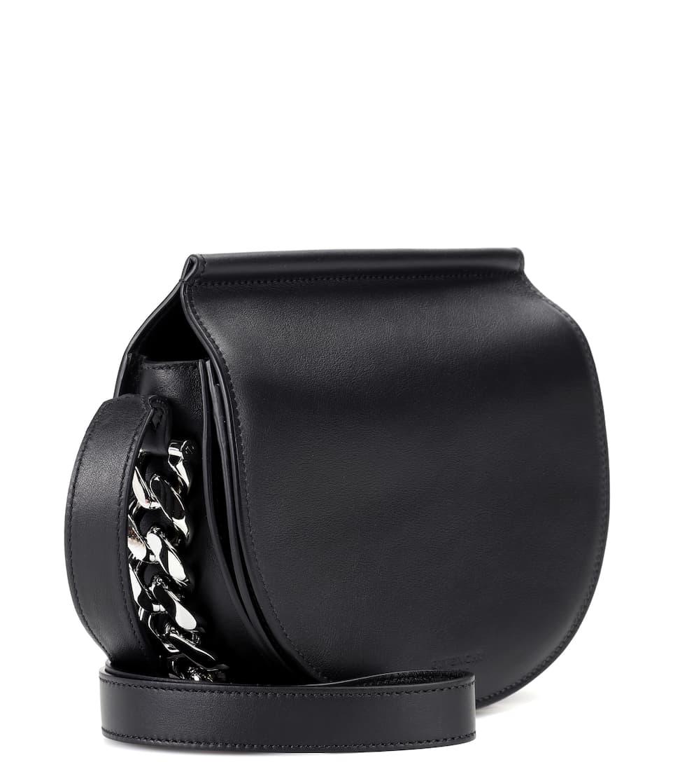Givenchy Tasche Infinity Saddle aus Leder