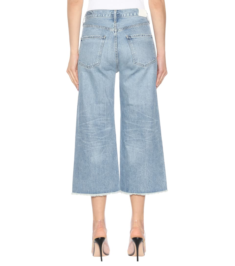 Citizens of Humanity Cropped-Jeans Emma aus Baumwolle