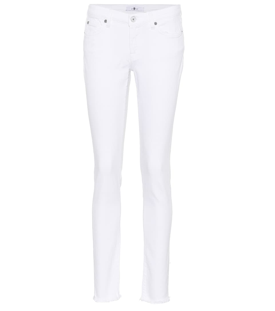 7 For All Mankind Skinny Jeans Pyper