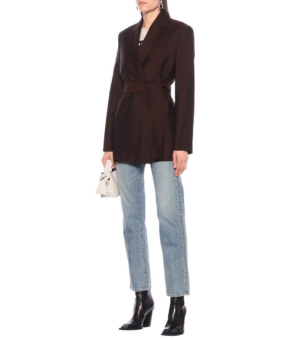 Acne Studios - Wool-blend blazer