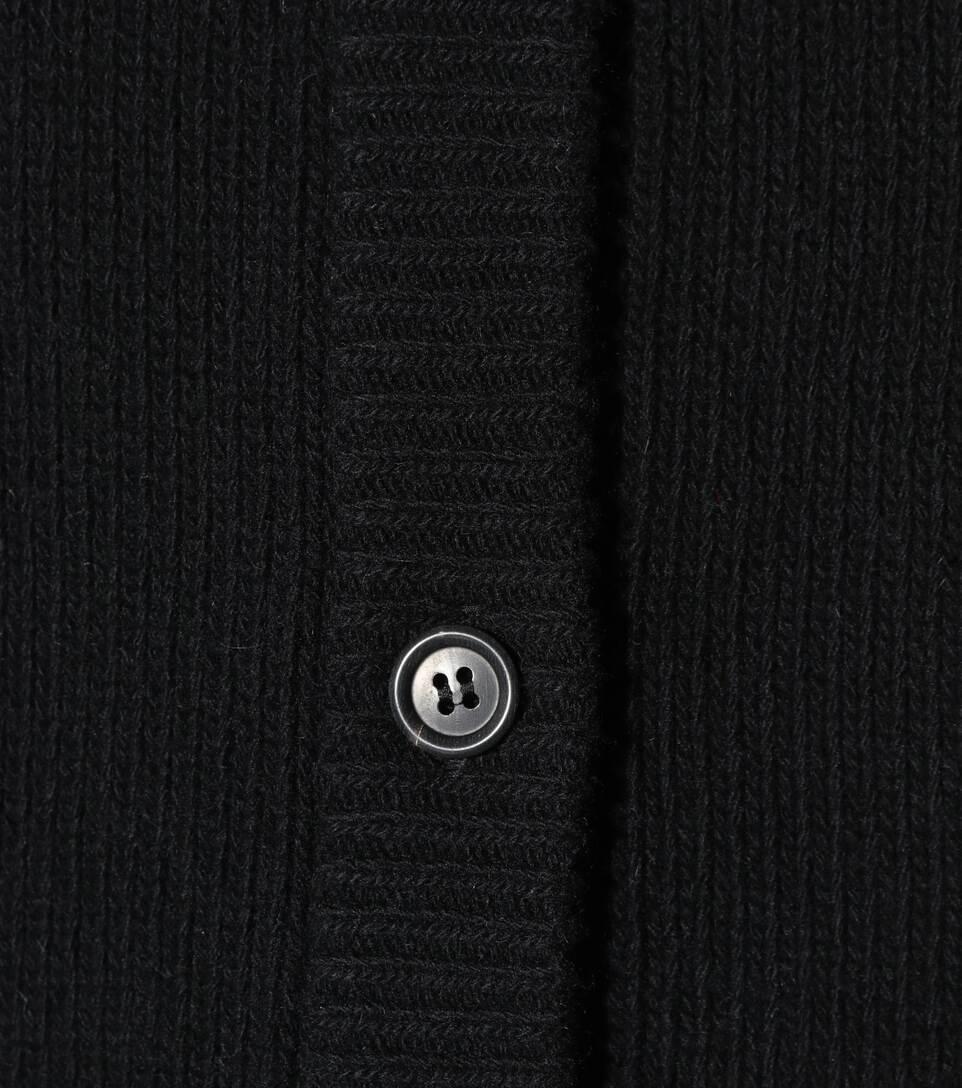 Prada Cardigan aus Wolle und Cashmere