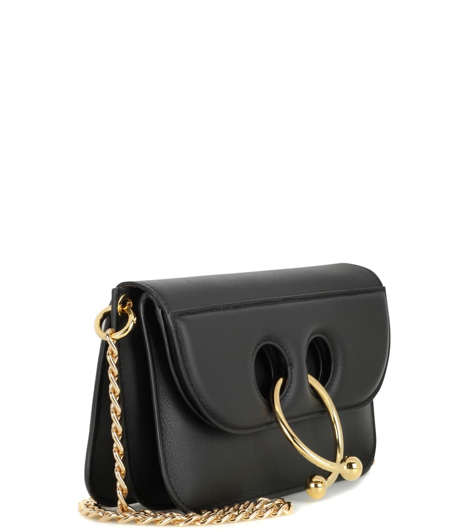 Jw Anderson Bag Small Pierce Of Leather