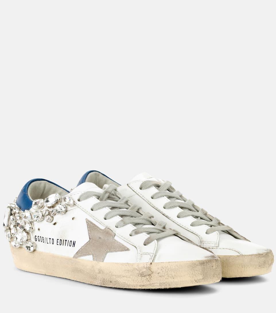 Golden Goose * GGDB * Sneakers * Schuhe *34 * blau * neu