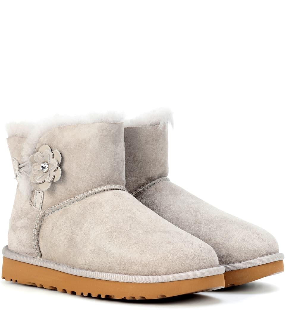 Ugg Australia Ankle Boots Mini Bailey Petal