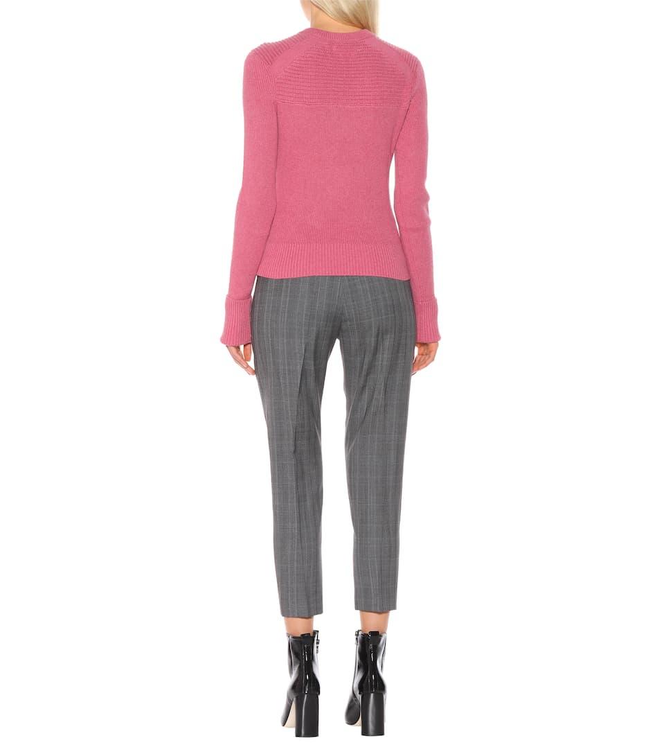 Koyle Cotton And Wool Sweater Isabel Marant étoile