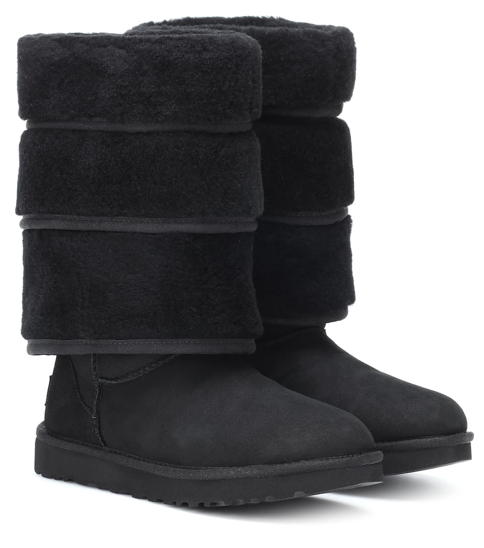 Ugg Cuff YPROJECT Boots Triple X SwR6xqCR