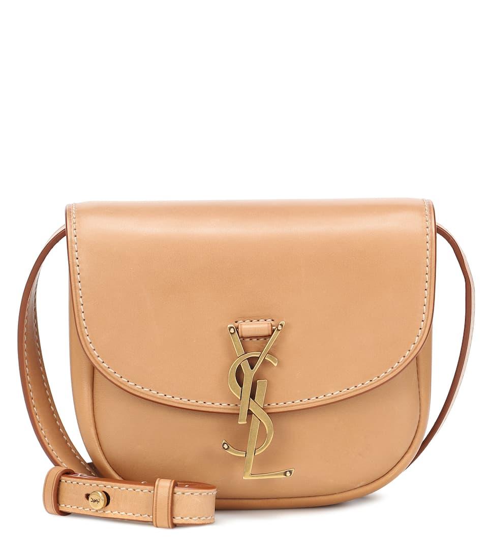 Kaia Mini Leather Crossbody Bag Saint