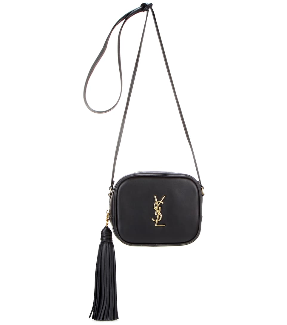 ysl cabas chyc medium red - saint laurent monogram saint laurent blogger bag in black leather