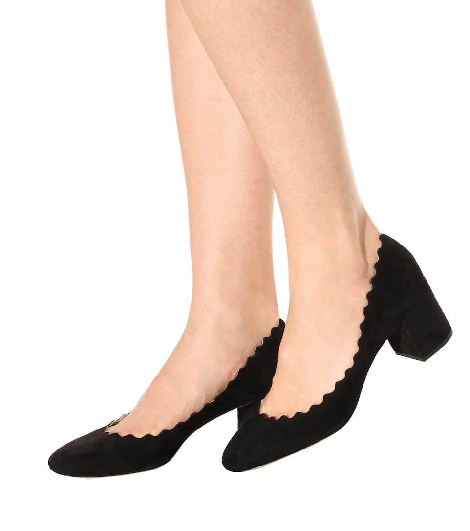 Chloé Lauren suede pumps BLACK Outlet Pay With Visa Inexpensive Cheap Price Websites Online Get Authentic Online With Mastercard Xm3hXCf7h