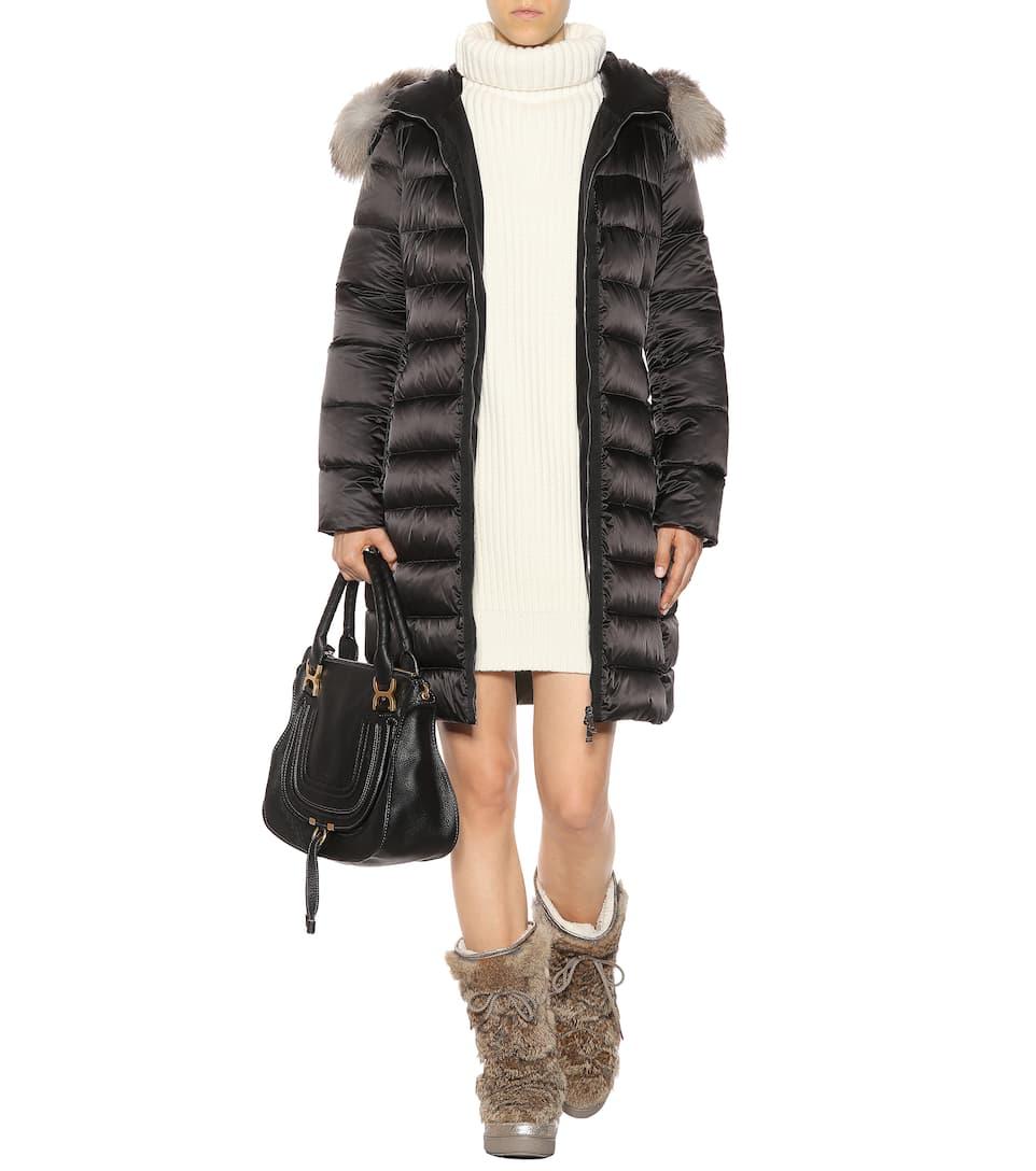 Für Freies Verschiffen Verkauf Moncler Sweater aus Wolle und Cashmere Größte Anbieter Online B5f61MJ2S