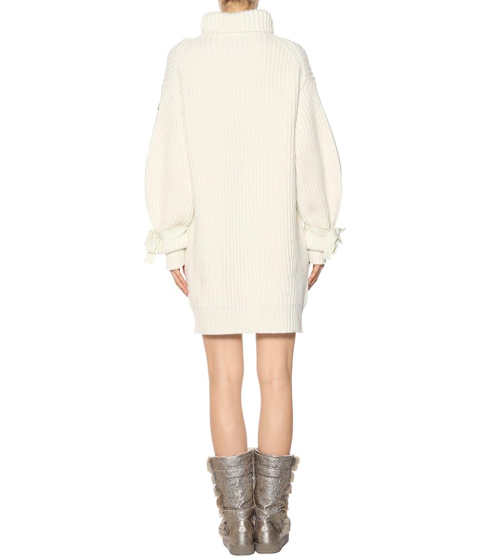 Moncler Sweater aus Wolle und Cashmere
