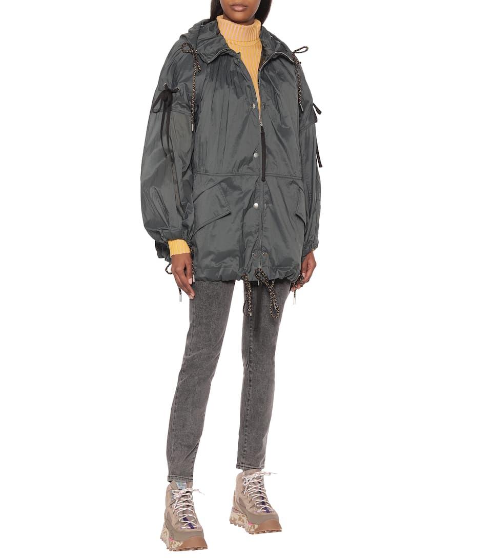 Moncler Genius - 2 MONCLER 1952 Delphi raincoat