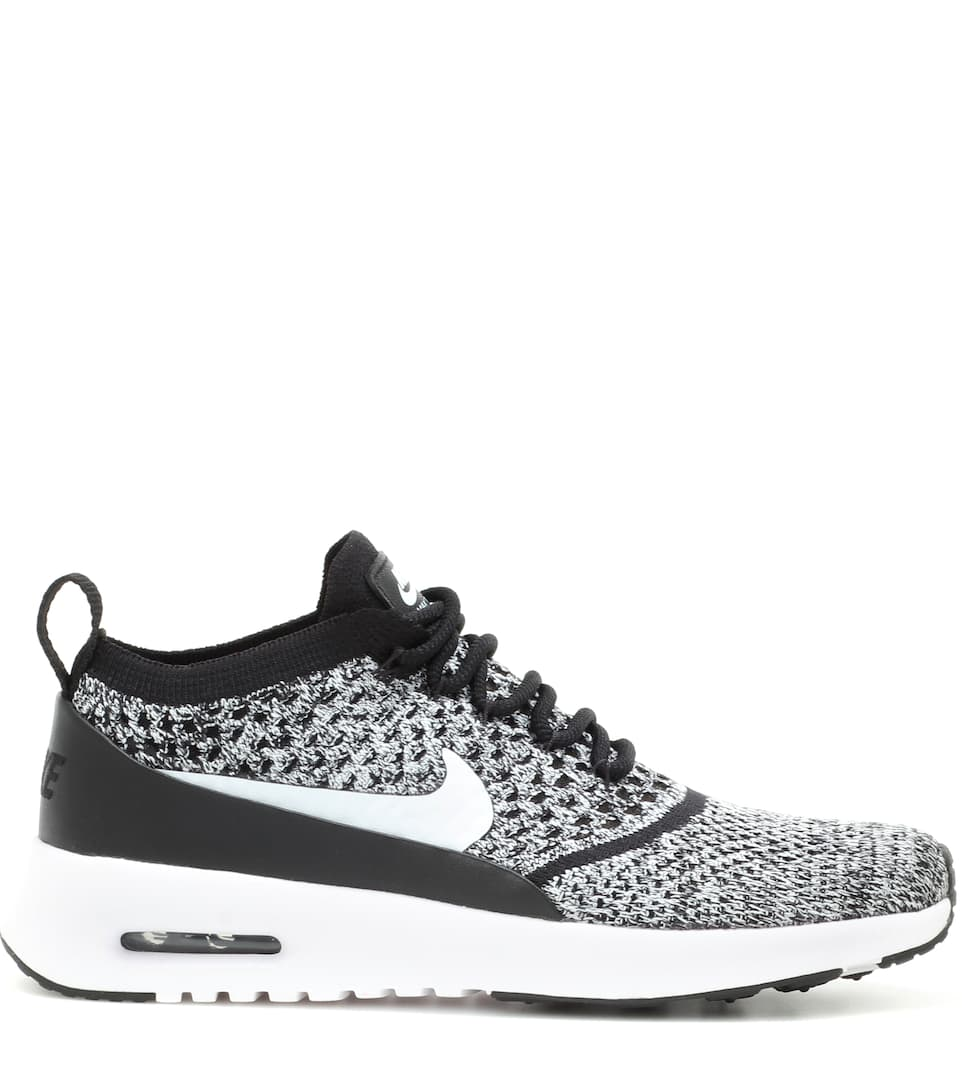 nike women 39 s air max thea ultra flyknit lace up sneakers. Black Bedroom Furniture Sets. Home Design Ideas