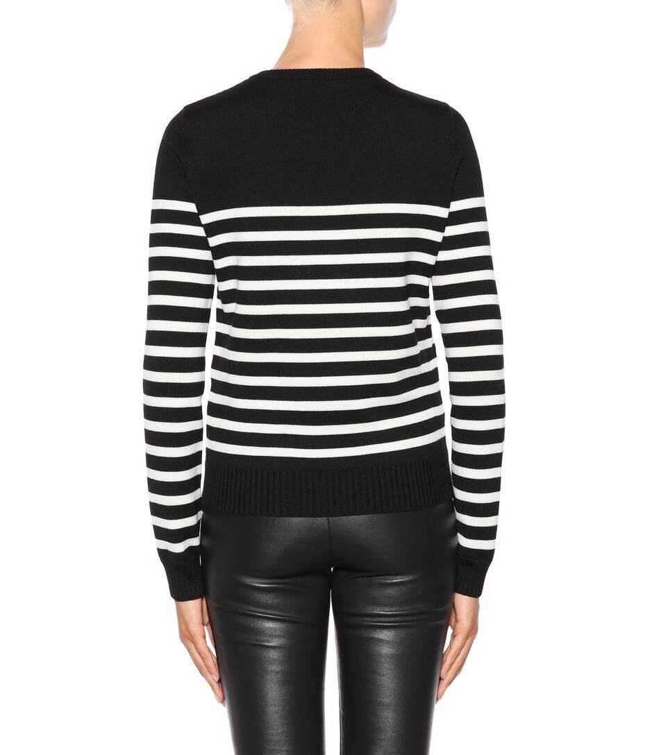 Spielraum Zuverlässig 100% Authentisch Günstig Online Saint Laurent Pullover aus Wolle 3rzrTJmf