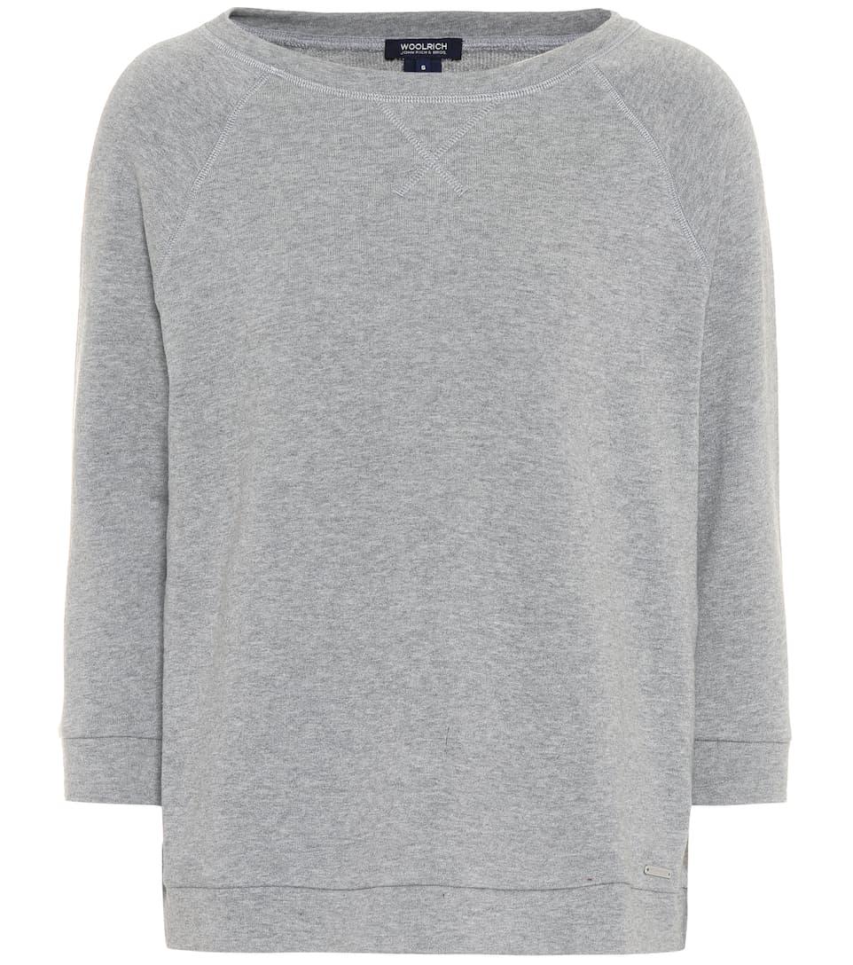 Steckdose Kostengünstig Manchester Große Online-Verkauf Woolrich Sweatshirt aus Baumwolle Verkauf Größten Lieferanten Rabatt Neueste QgbClOtY1