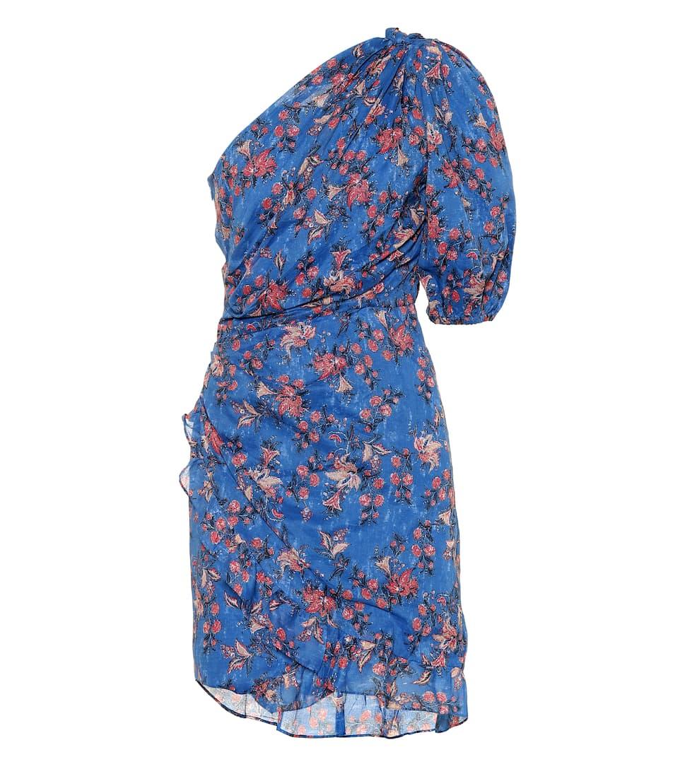 4a1c5f156f3 Isabel Marant, Étoile - Esther floral-printed cotton dress | Mytheresa