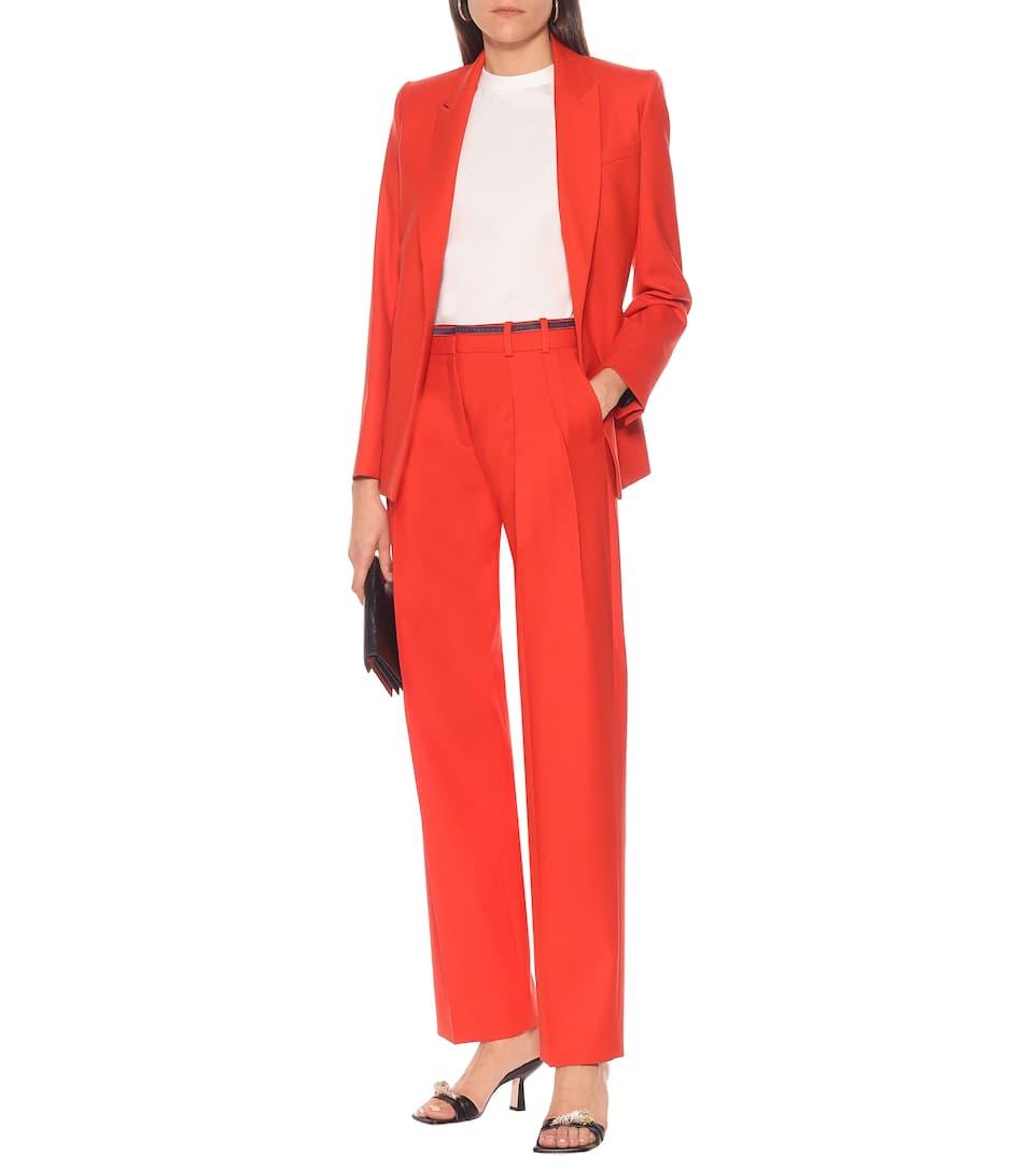 Victoria Victoria Beckham - Wool-blend blazer