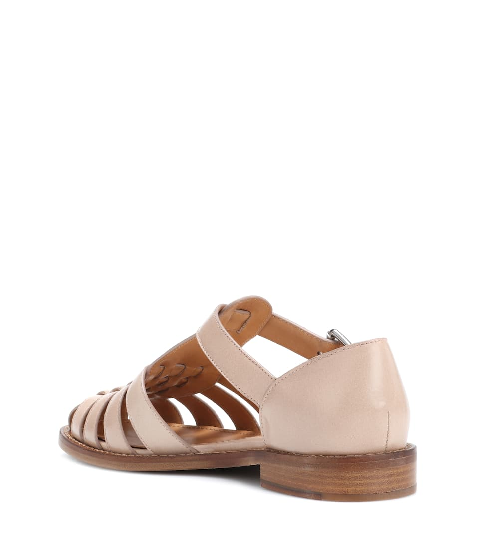 Churchs Sandals Of Leather Kelsey
