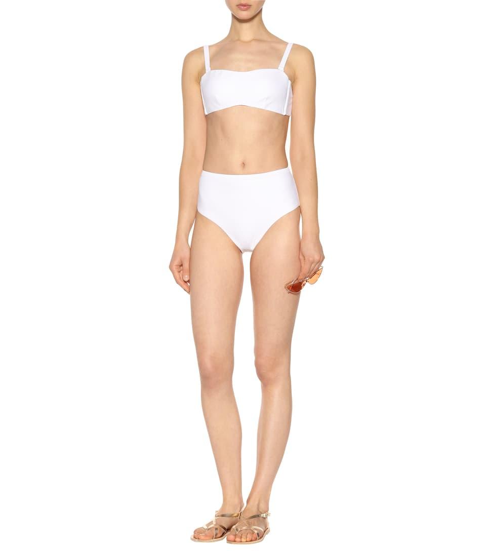 Haut Asceno Asceno Bandeau Bikini De 0w8kPnO