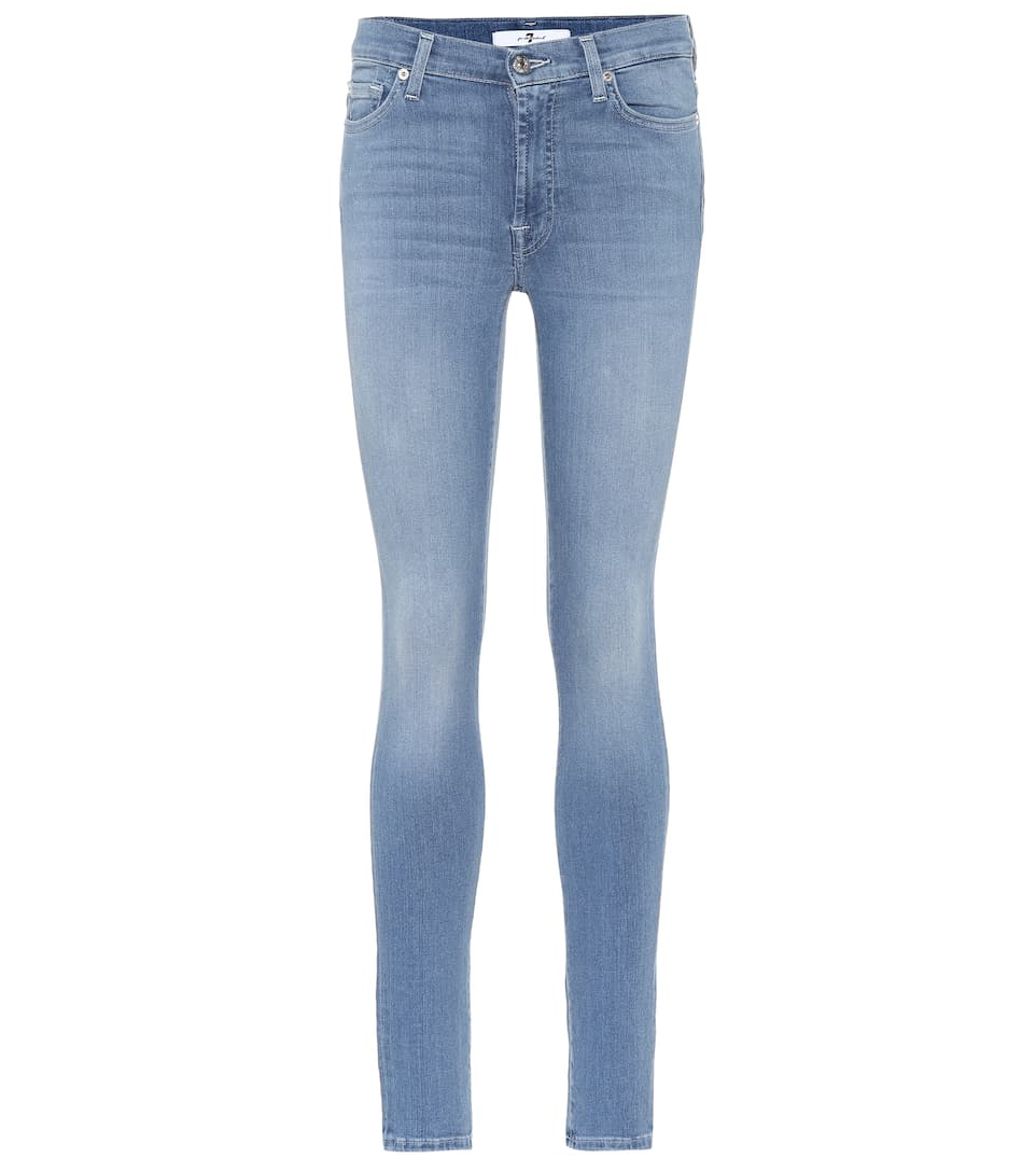 The Drop Fairfax High-Rise Ankle Skinny Jean