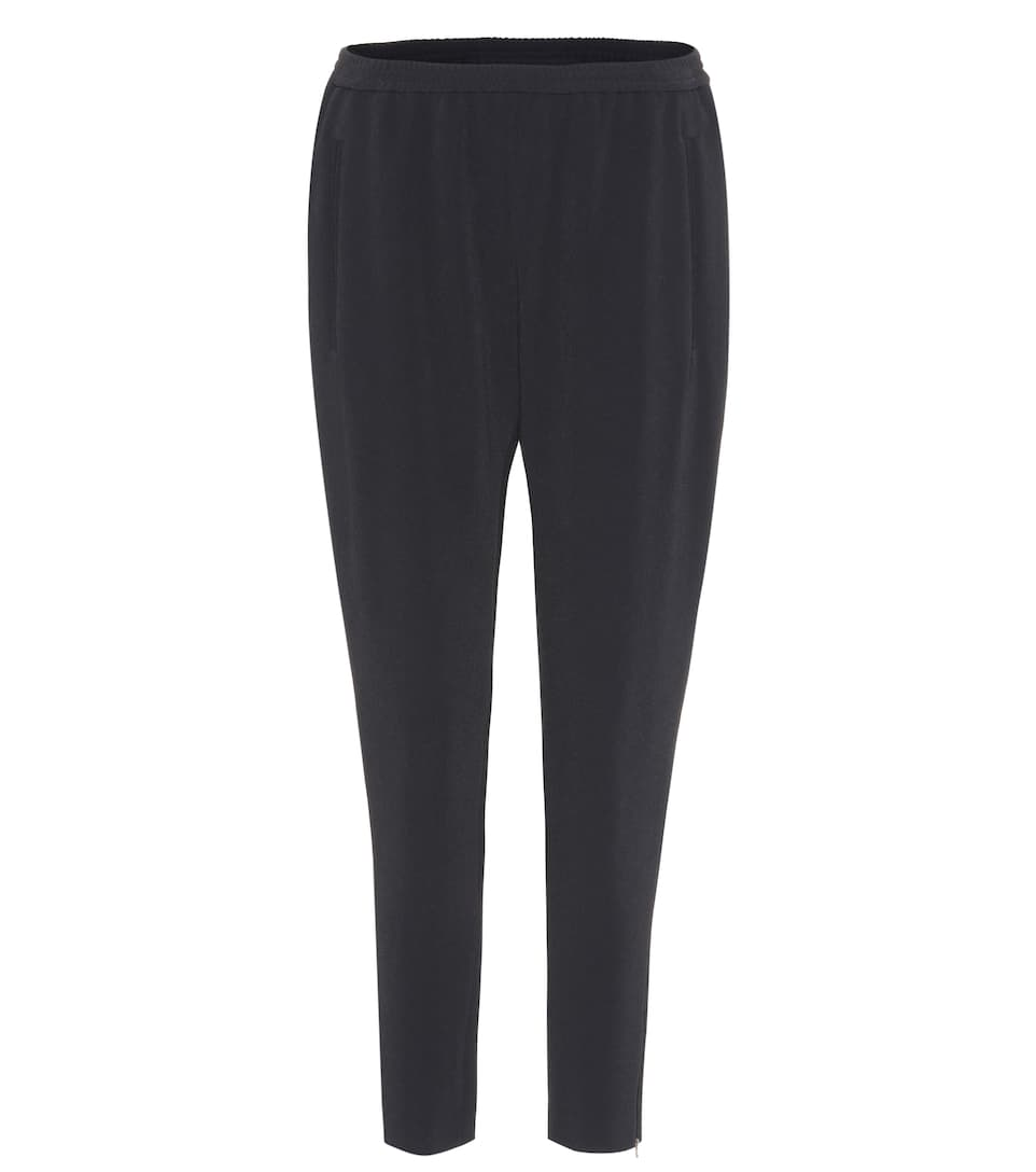Stella McCartney Crêpe-Hose