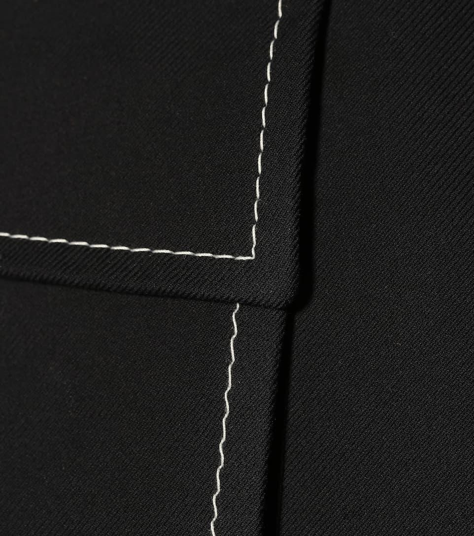 Dorothee Schumacher Jacke Tailored Structure aus Baumwolle