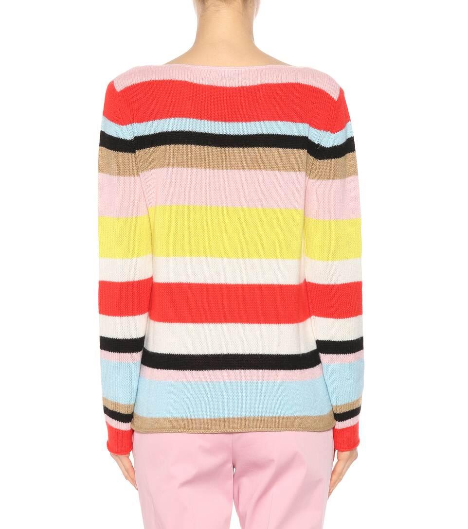 Etro Pullover aus Wolle und Cashmere