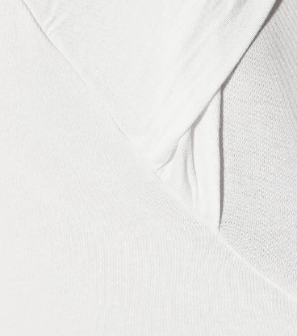 Rick Owens DRKSHDW Minikleid aus Baumwolle Günstig Kaufen Besten Verkauf Am Billigsten 0ramLQ