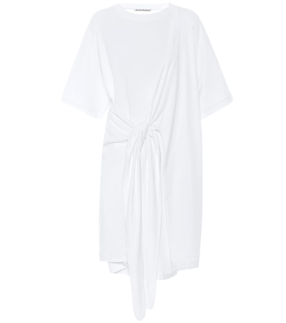Professional For Sale White Lylia T-Shirt Dress Acne Studios Sale In China wlDcgd