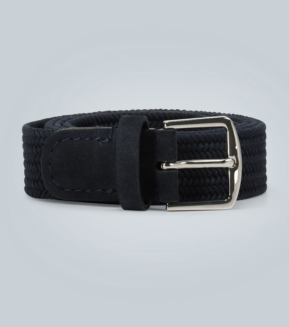 Loro Piana Belts Woven cotton belt