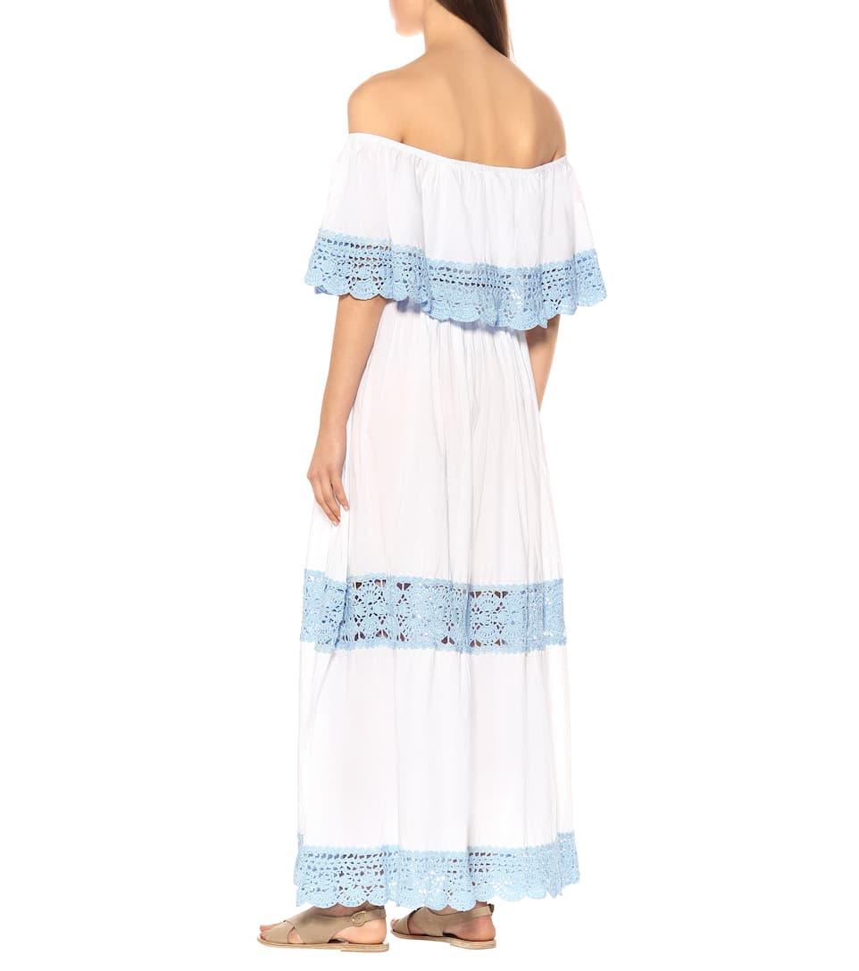 Santorini CrochetAnna Kosturova Robe Mytheresa N° Artnbsp;p00361455 Et Coton com En rEeQCoWdxB