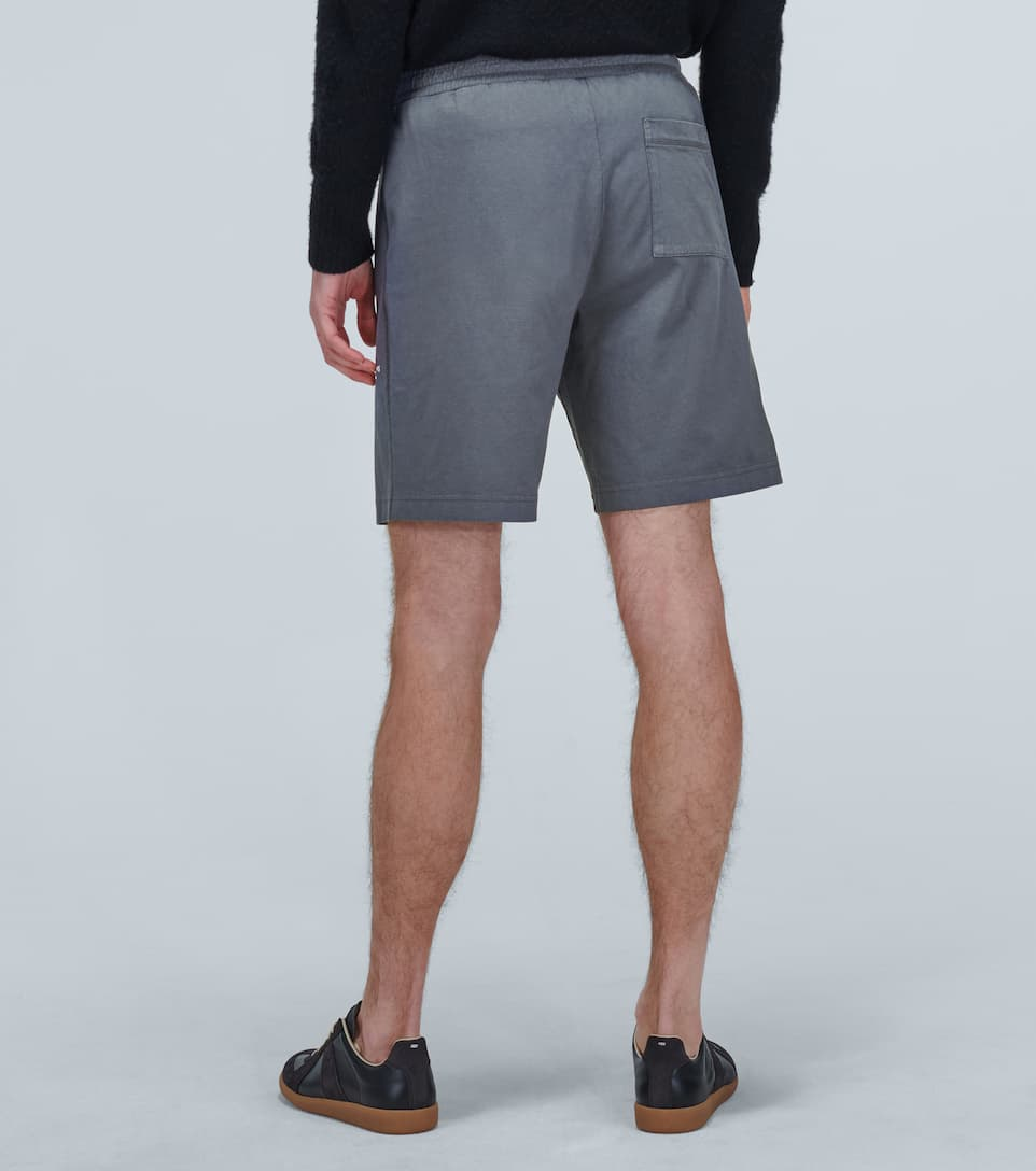 Acne Studios - Shorts Fort in cotone | Mytheresa 0Kwm2UIX