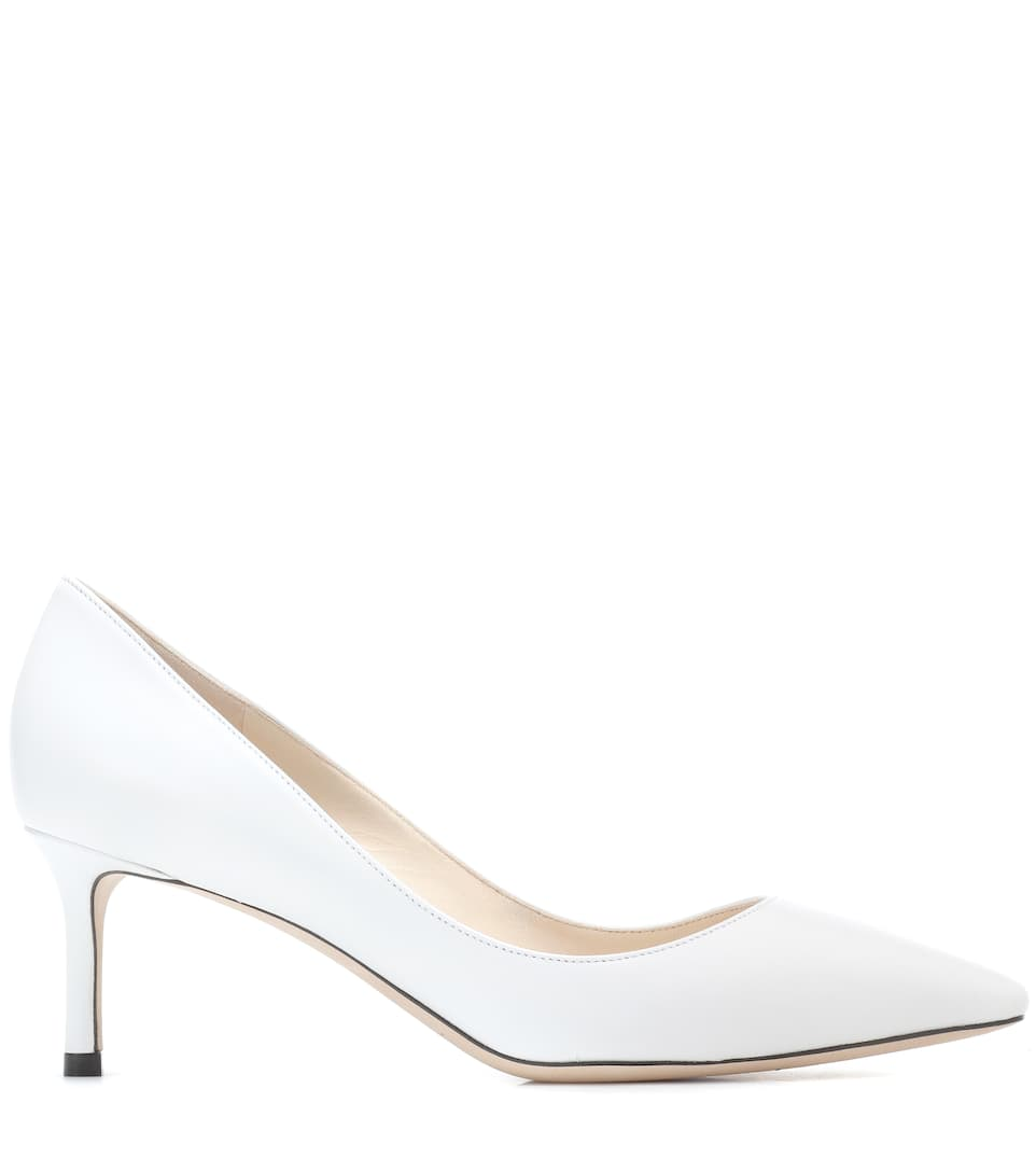 Jimmy Choo Pumps Romy 60 aus Leder