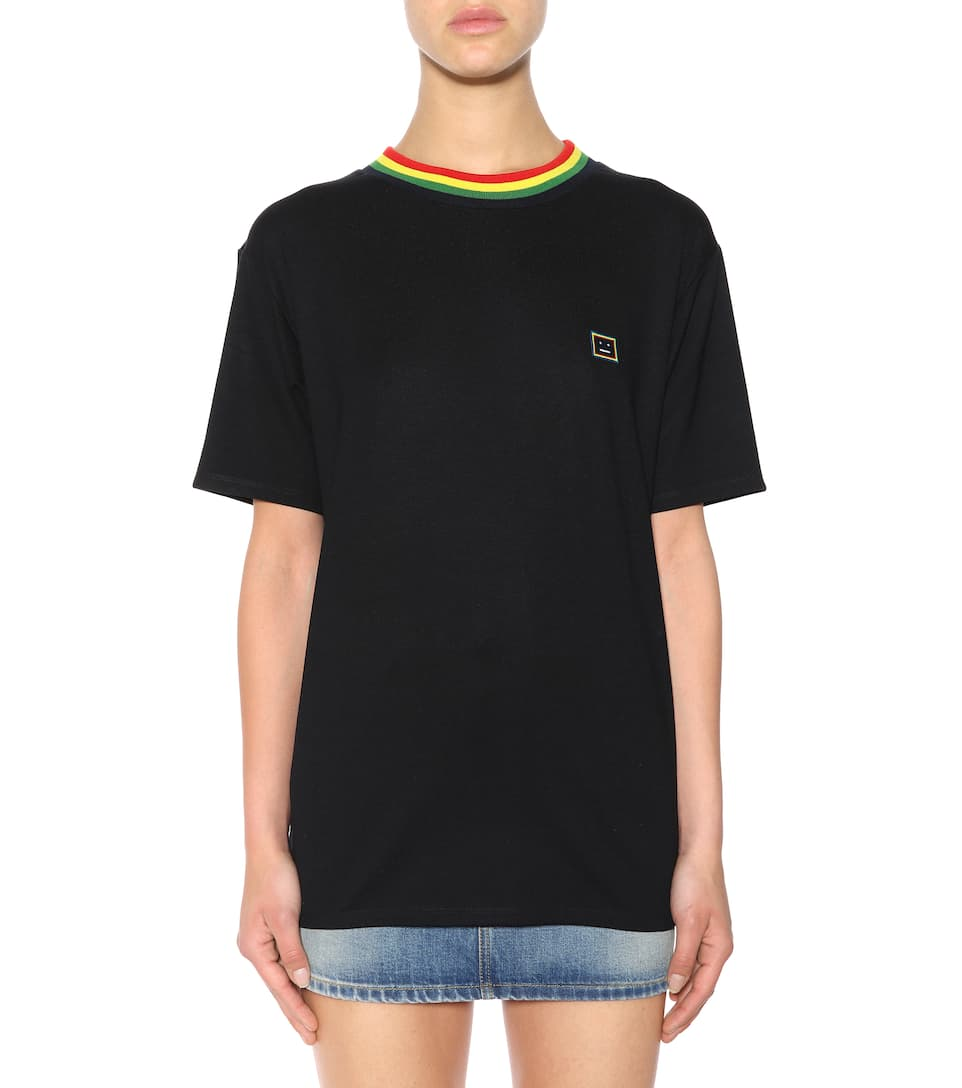 Acne Studios T-Shirt Nasth T Face