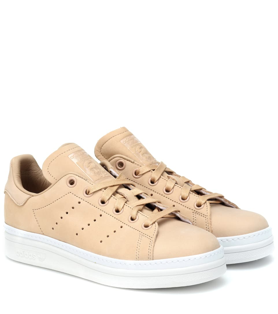 Smith Cuir En Originals Bold Baskets New Stan Adidas 4L5AjR3q