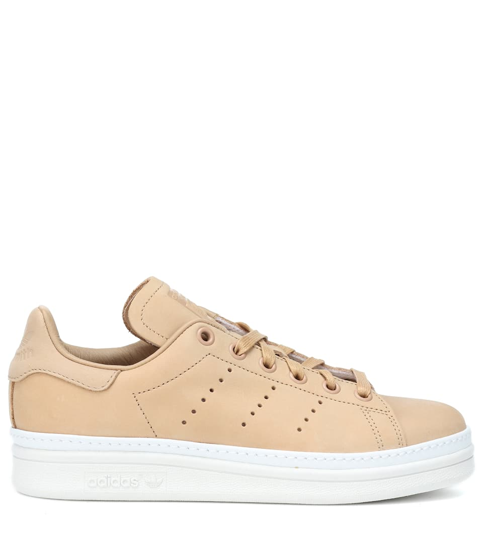 adidas Originals Stan Smith Bold W Platform Leather Women Shoes Sneakers Pick 1