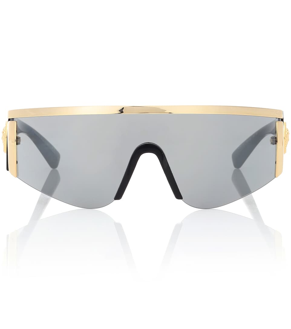 Tribute Square Sunglasses by Versace