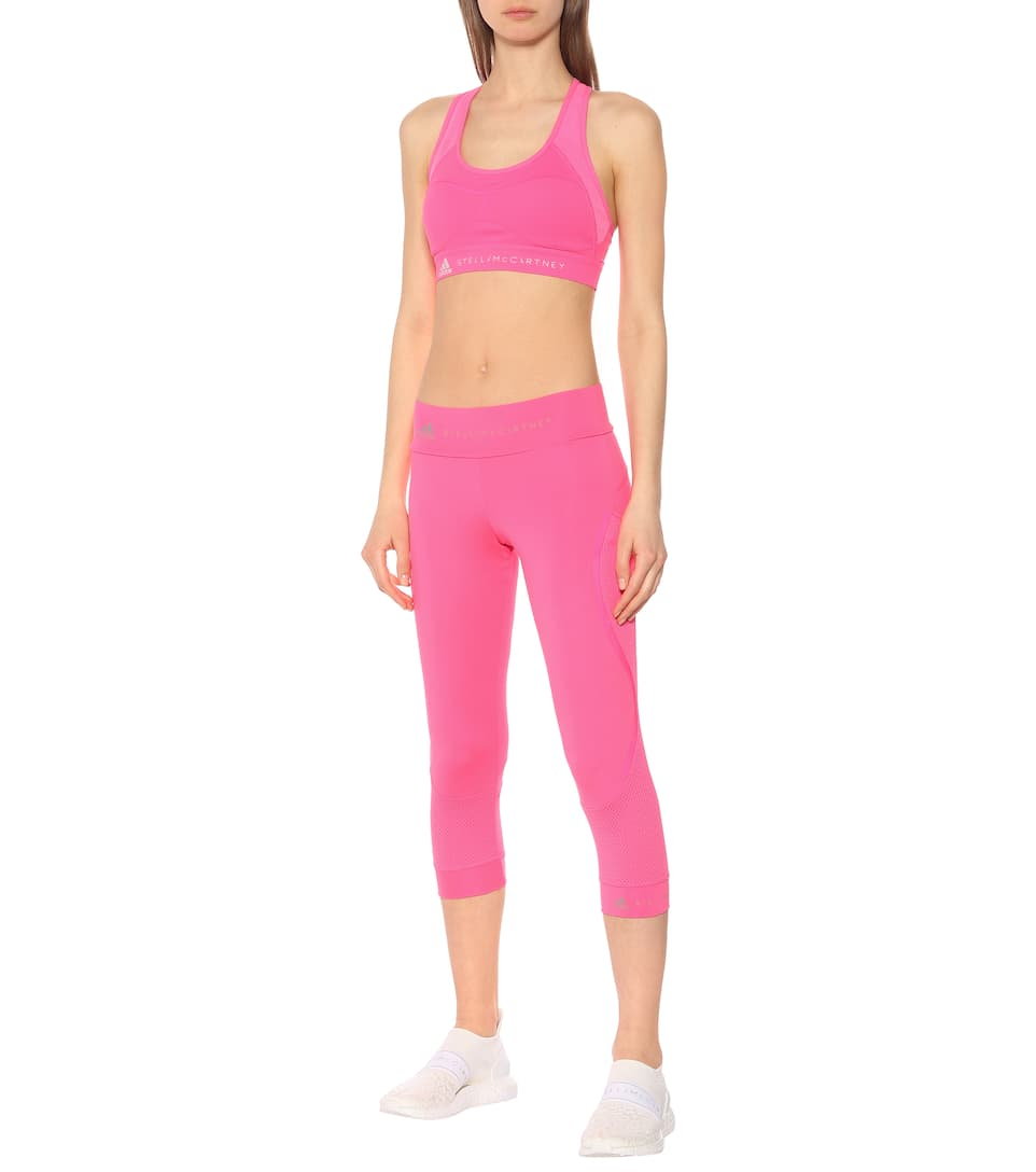 Performance Essentials Cropped Leggings - Adidas by Stella McCartney