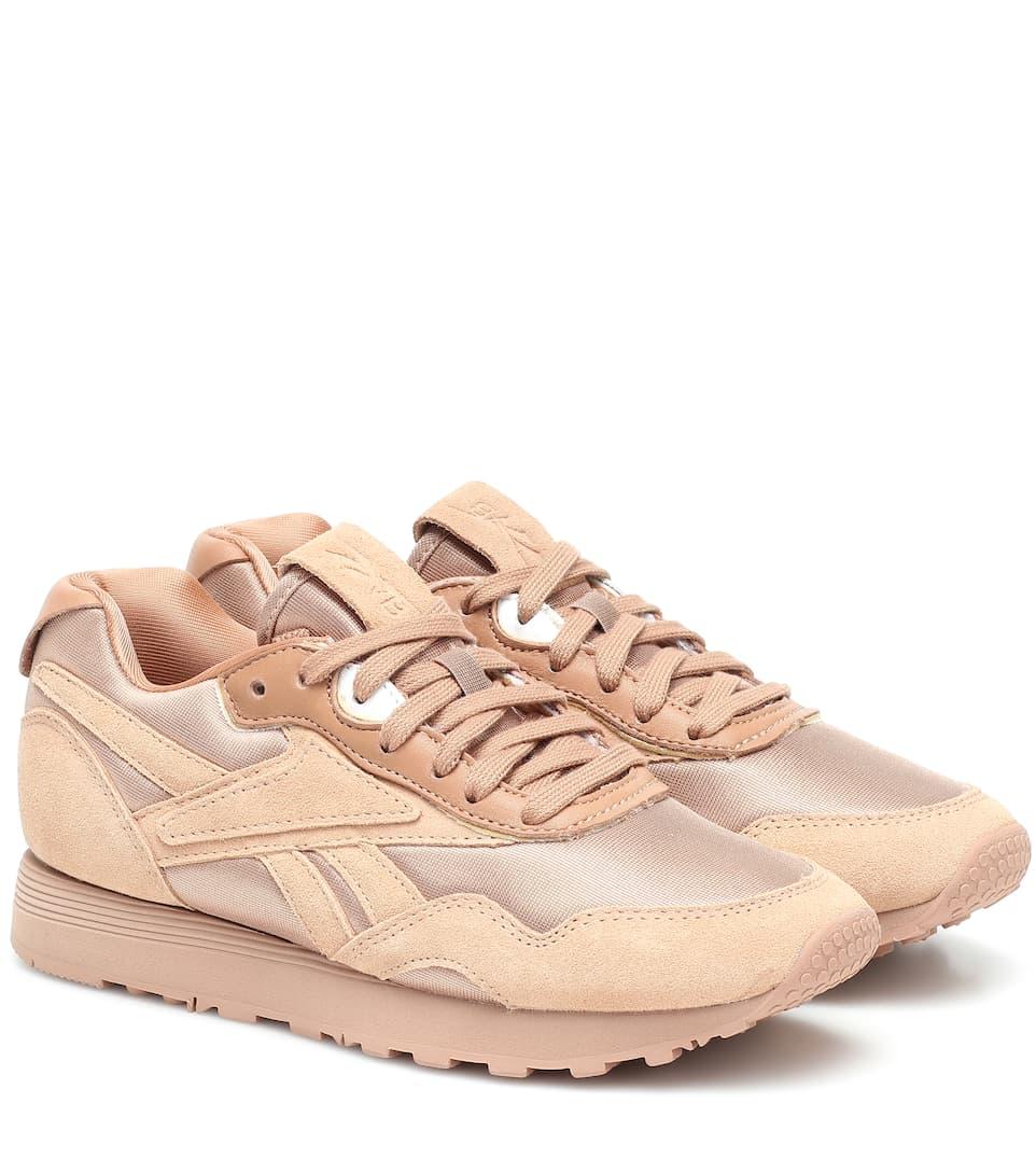 Rapide Suede Sneakers - Reebok x