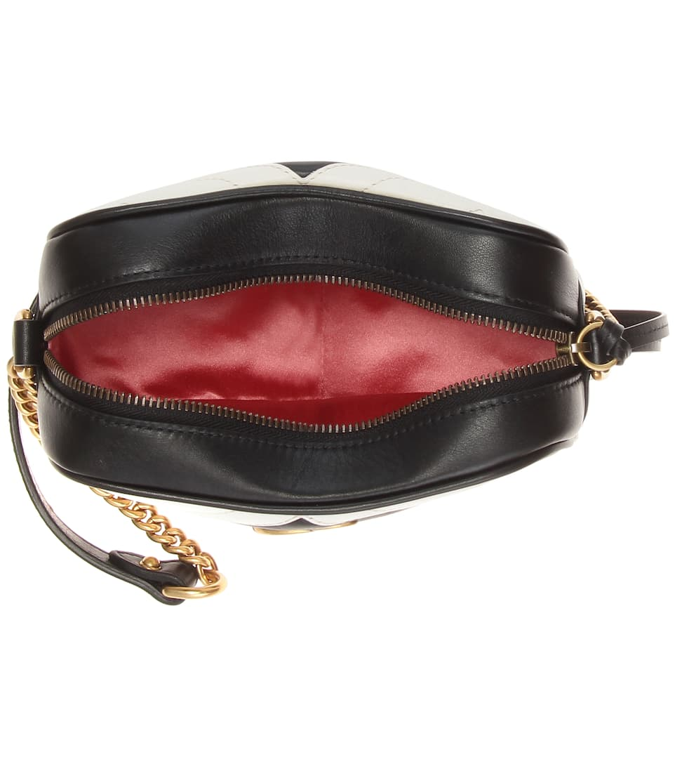 f0ed099e9cb0 Gucci Gg Marmont Mini Leather Crossbody Bag | Stanford Center for ...