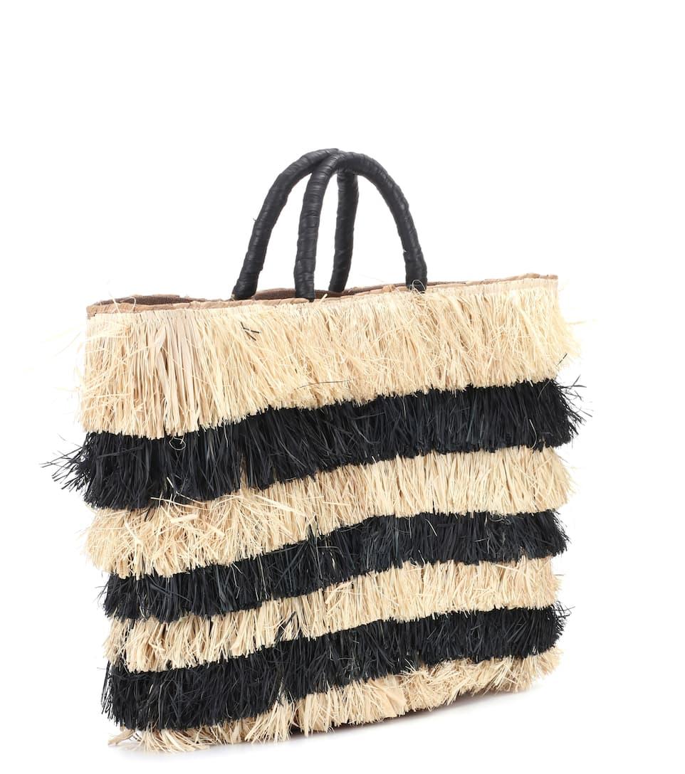 Kayu Shopper Pinata aus Stroh