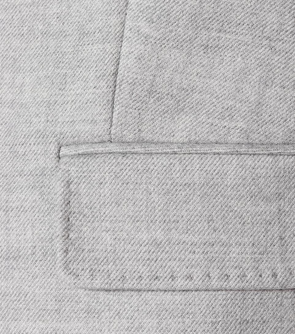 The Row Mantel aus Wolle Steckdose Niedrigsten Preis iEjVOrgKkv