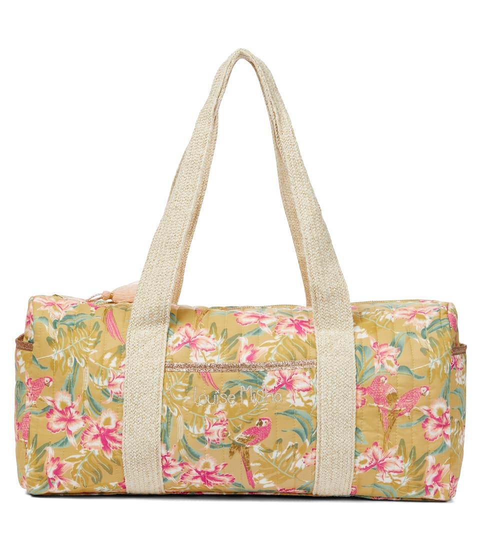 Tasche Vaeva aus Baumwolle