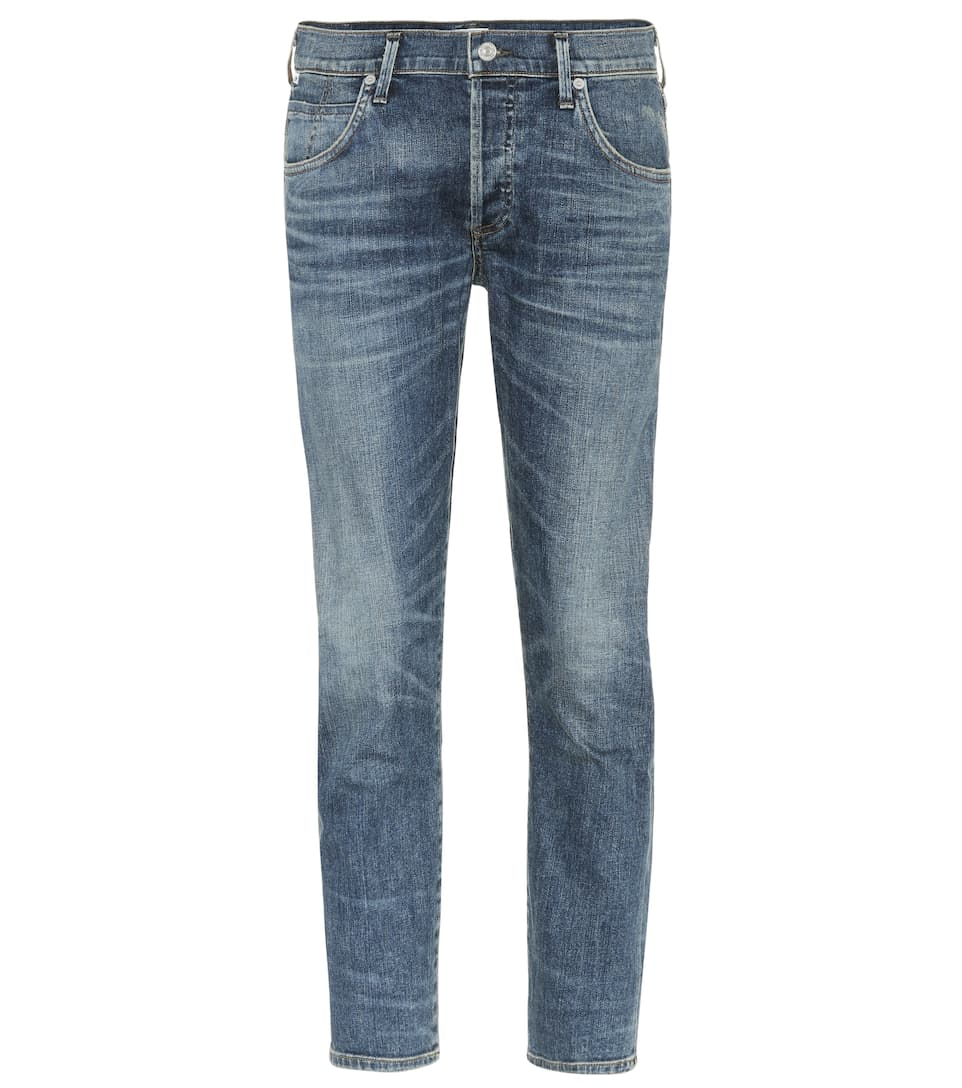 Citizens of Humanity Mid-Rise Jeans Elsa