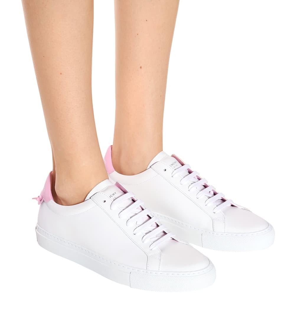 Givenchy Sneakers Urban Knots aus Leder