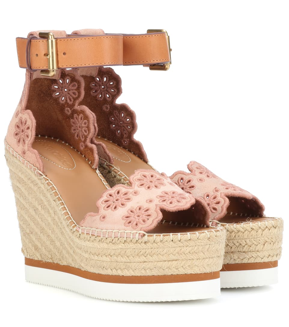 02547ad3d04f Glyn Wedge Espadrille sandals